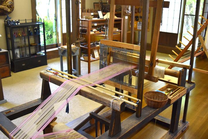 明治時代の織機
