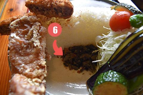 稲核菜漬け